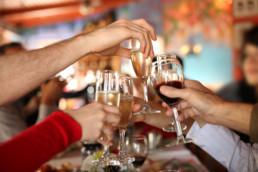 38 Year Celebratory drink